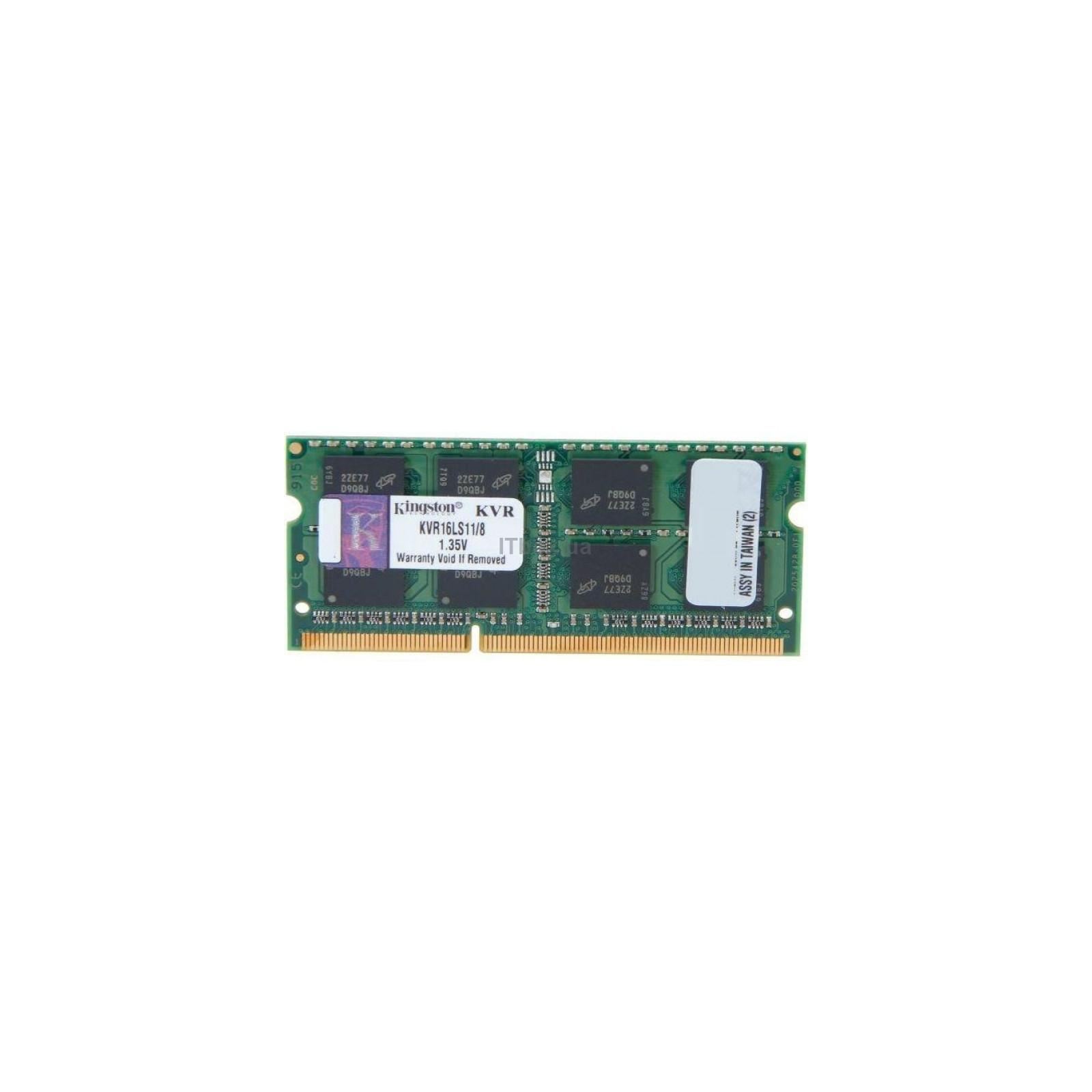 Модуль памяти Kingston DDR3L DIMM 1600MHz PC3-12800 CL10 - 4Gb HX316LC10FB/4