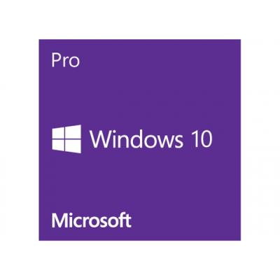 Программная продукция Microsoft Windows 10 Professional x64 Russian (FQC-08909)