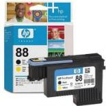 Печатающая головка HP №88 Black/Yellow (OJPro K550) Фото
