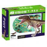 Пазл 4D Master Динозавр Тираннозавр Фото