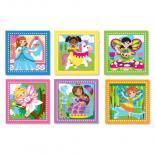 Кубики Melissa&Doug Принцессы и феи Фото 1