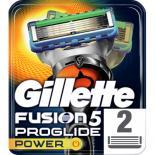 Сменные кассеты Gillette Fusion ProGlide Power 2 шт Фото