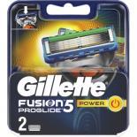 Сменные кассеты Gillette Fusion ProGlide Power 2 шт Фото 1