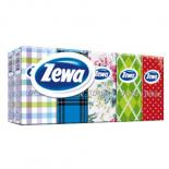 Носовые платки Zewa Style 3 слоя 10 шт х 10 пачек Фото