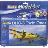 Сборная модель Revell Самолет DHC-6 Twin Otter 1:72 Фото
