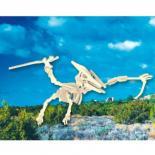 Сборная модель Мир деревянных игрушек Птеранодон Фото