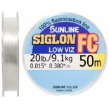 Флюорокарбон Sunline SIG-FC 50м 0.38мм 9.1кг поводковый Фото