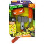 Игрушечное оружие TMNT Черепашки-Ниндзя Двойная Сила Cнаряжение Микеландж Фото 1