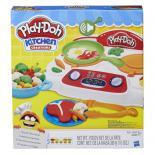 Набор для творчества Hasbro Play-Doh Кухонная плита Фото
