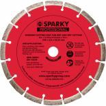 Диск SPARKY алмазный с лазерной напайкой 230х28x22,23мм Фото