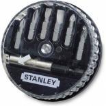 Набор бит Stanley биты Sl, Ph, Pz 7шт. + магнитный держатель Фото
