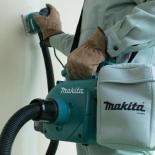 Пылесос строительный Makita аккумуляторный LXT, 18В, 54Вт, 3л Фото 2