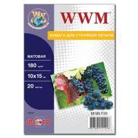 Папір WWM 10x15 Фото