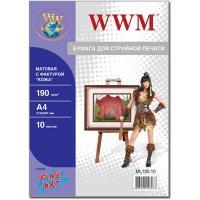 Бумага WWM A4 Fine Art Фото