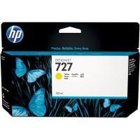 Картридж HP DJ No.727 DesignJet T1500/T920 Yellow, 130 ml Фото