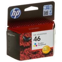 Картридж HP DJ No. 46 Ultra Ink Advantage Color Фото