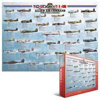 Пазл Eurographics Истребители 2-й Мировой войны Фото