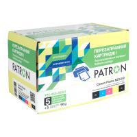 Комплект перезаправляемых картриджей PATRON CANON MG5440/6340/6440/5640/6640, MX-924, iP-7240 Фото