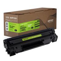 Картридж PATRON HP LJ CE285A/CANON 725 GREEN Label Фото