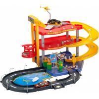 Ігровий набір Bburago Гараж (3 уровня, 2 машинки 1:43) Фото
