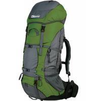 Рюкзак Terra Incognita Titan 80 зеленый/серый Фото