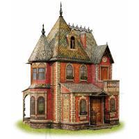 Сборная модель Умная бумага Кукольный дом викторианской эпохи Фото