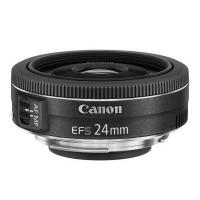 Объектив Canon EF-S 24mm f/2.8 STM Фото