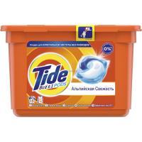 Капсулы для стирки Tide Альпийская свежесть 15 шт Фото