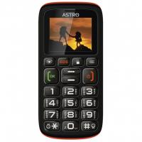 Мобильный телефон Astro B181 Black Orange Фото