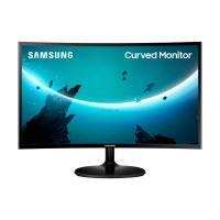 Монитор Samsung C24F390FHI Фото