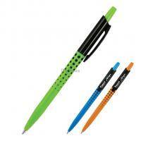 Ручка шариковая Axent retractable Allegro, blue, 12шт Фото