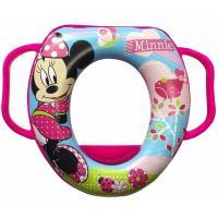 Накладка на унитаз OKT Minnie розовый Фото