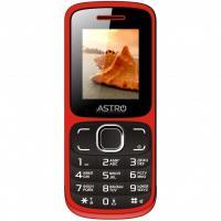 Мобильный телефон Astro A177 Red Black Фото
