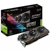 Видеокарта ASUS GeForce GTX1060 6144Mb ROG STRIX OC GAMING Фото