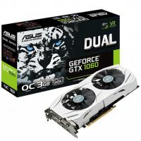 Видеокарта ASUS GeForce GTX1060 3072Mb DUAL OC Фото