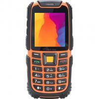 Мобильный телефон Nomi i242 X-Treme Black-Orange Фото