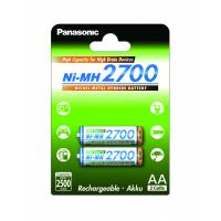 Акумулятор PANASONIC High Capacity  AA 2700 mAh * 2 Фото