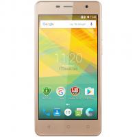 Мобильный телефон PRESTIGIO MultiPhone 3528 Wize PX3 DUO Gold Фото