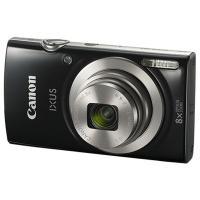 Цифровой фотоаппарат Canon IXUS 185 Black Фото