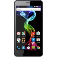 Мобильный телефон Archos 55b 16Gb Platinum Dark Blue Фото