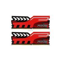 Модуль памяти для компьютера GEIL DDR4 16GB (2x8GB) 3200 MHz EVO Forza Hot-Rod Red Фото