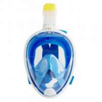 Маска для дайвинга JUST Breath Diving Mask S/M Blue Фото