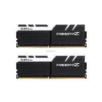 Модуль памяти для компьютера G.Skill DDR4 16GB (2x8GB) 3200 MHz Trident Z Black H/White Фото