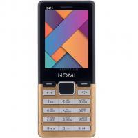 Мобильный телефон Nomi i241 + Gold Фото