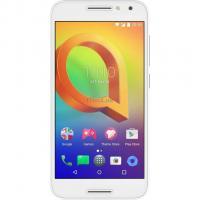 Мобильный телефон ALCATEL ONETOUCH 5046D A3 Pure White Фото