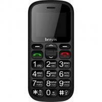 Мобильный телефон Bravis C181 Senior Black Фото