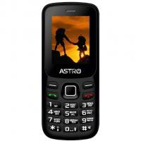 Мобильный телефон Astro A173 Black-Red Фото