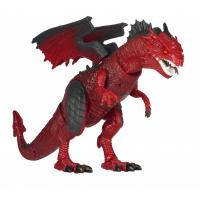 Интерактивная игрушка Same Toy Динозавр Dinosaur Planet Дракон красный со светом Фото