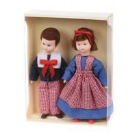 Кукла nic Брат и сестра Фото