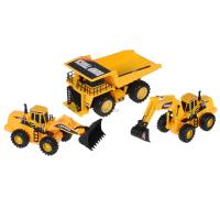 Спецтехника Same Toy Набор Truck Series Карьерная техника Фото
